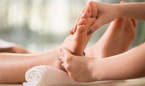 Leg & Foot Reflexology