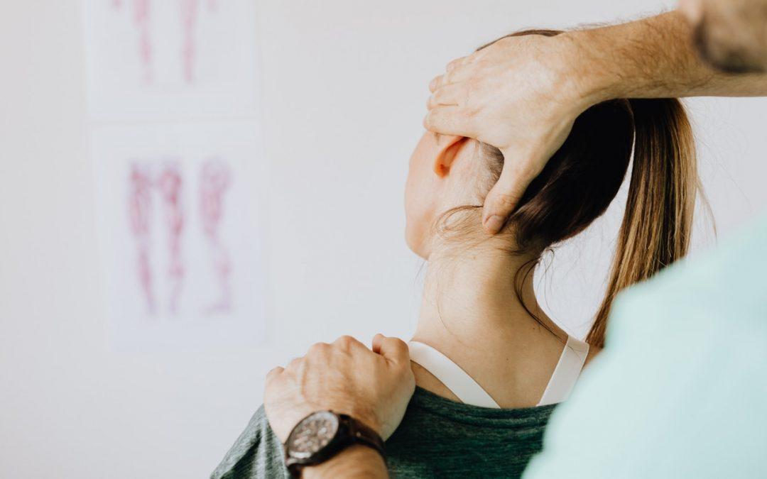Foot Massage with Neck & Shoulder